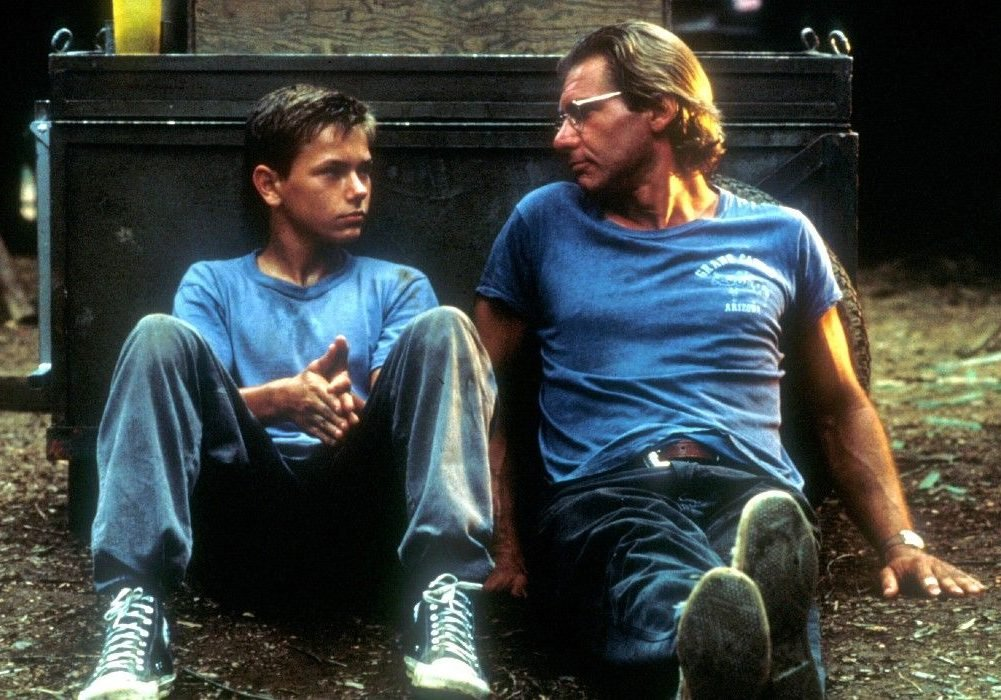 the mosquito coast river phoenix harrison ford social e1626094104364 20 Things You Didn't Know About Indiana Jones and the Last Crusade