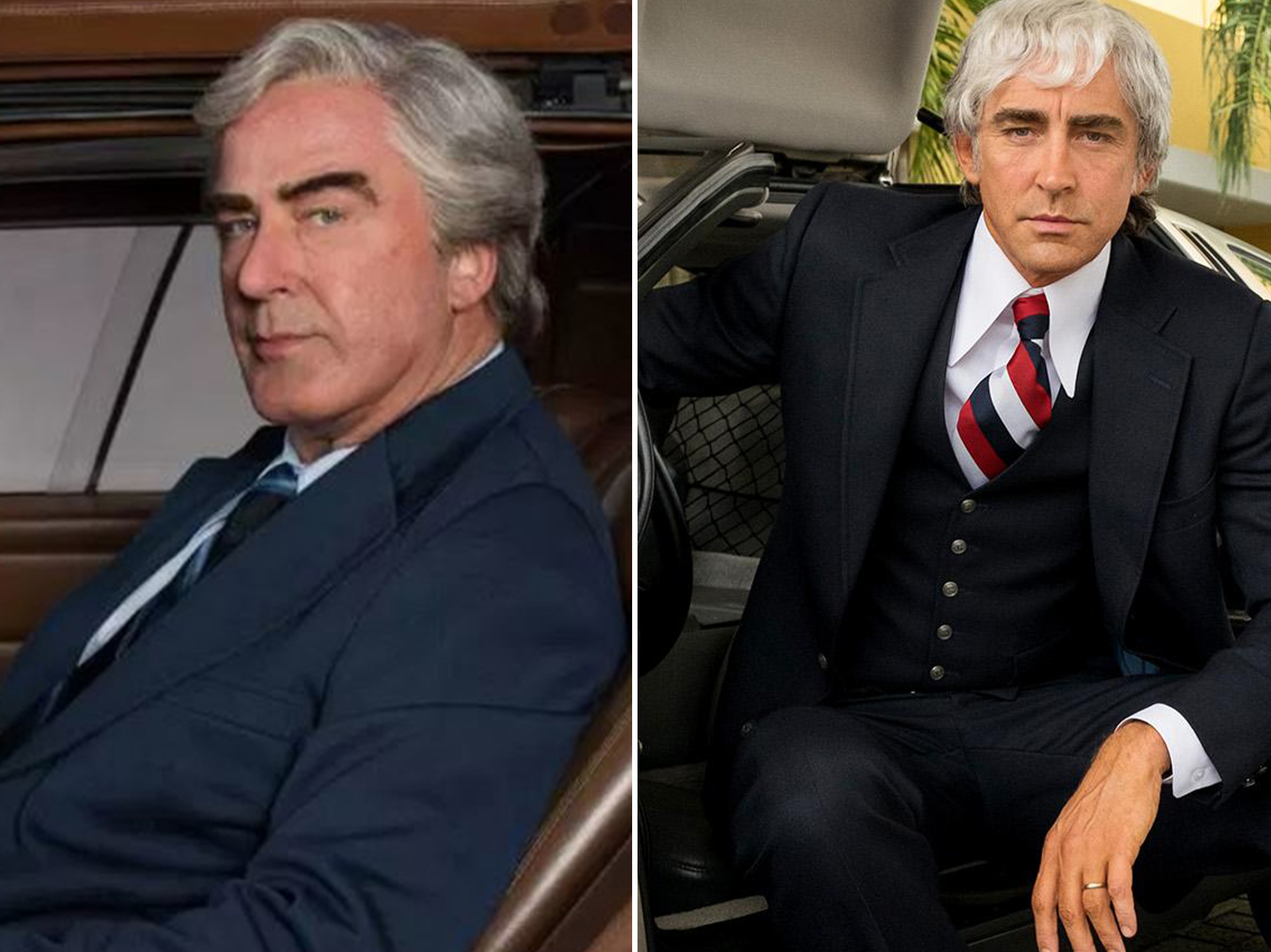 Alec Baldwin Lee Pace John DeLorean DeLorean: The Strange Story Behind The Iconic 80s Sports Car And Its Creator