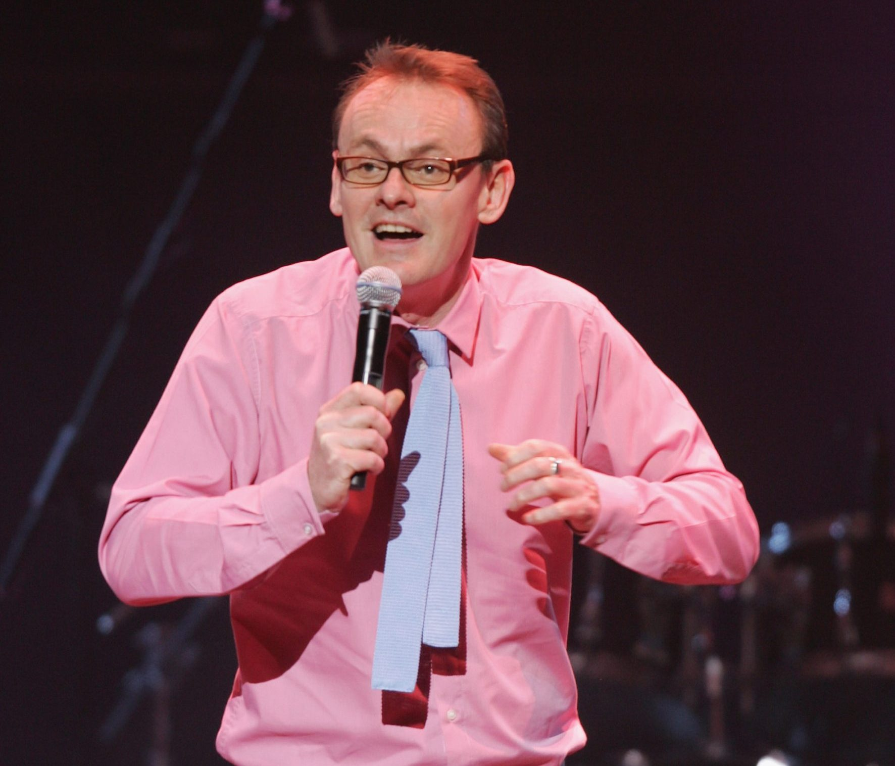 GettyImages 85691534 scaled e1629282501410 BREAKING: Comedian Sean Lock Has Died Aged 58