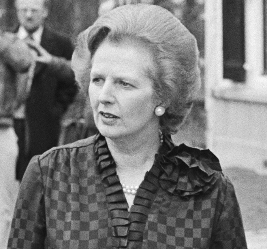 Margaret Thatcher in 1981 cropped e1628605042449 DeLorean: The Strange Story Behind The Iconic 80s Sports Car And Its Creator