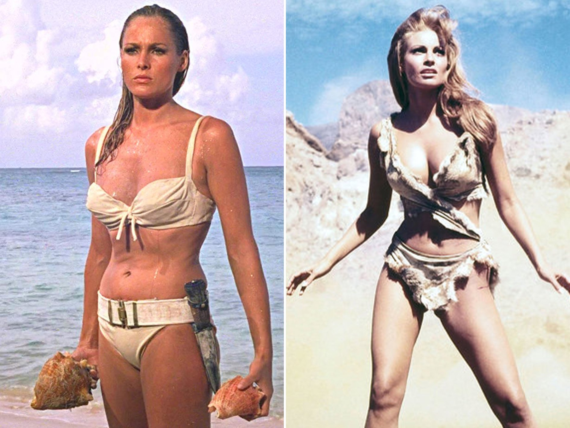 Ursula Andress Raquel Welch DeLorean: The Strange Story Behind The Iconic 80s Sports Car And Its Creator
