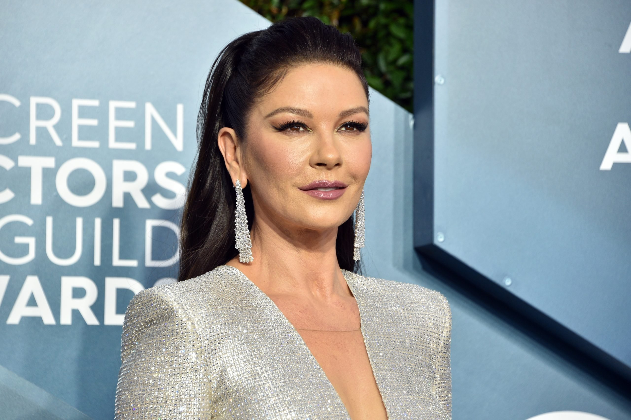 gettyimages 1200636097 scaled Catherine Zeta-Jones Cast As The Addams Family's Morticia