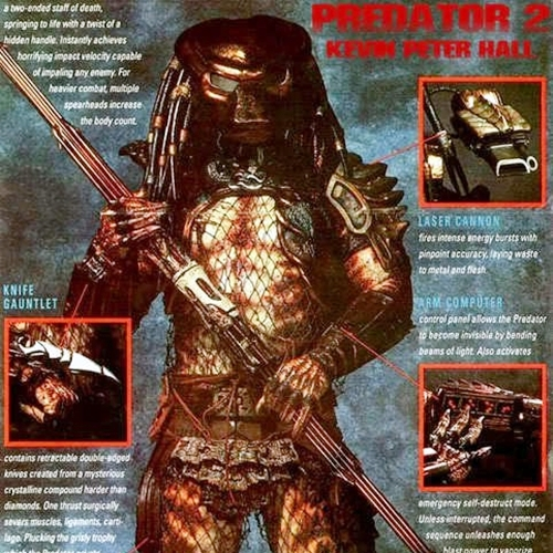 5 11 10 Things You Probably Didn't Know About Predator 2