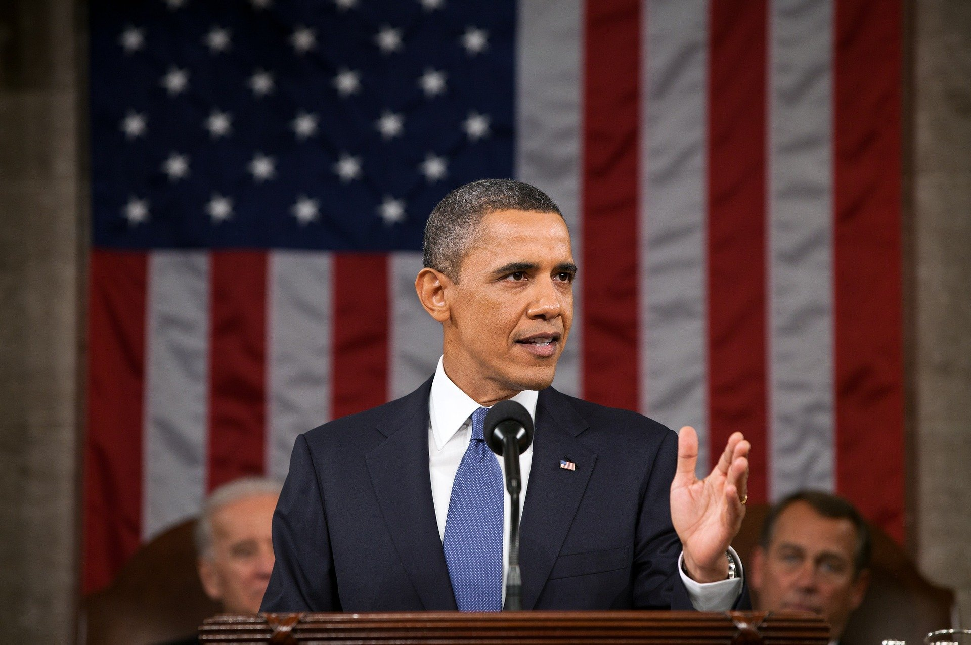 barack obama 1174489 1920 Celebrities Who Had Unbelievable Jobs Before They Got Famous